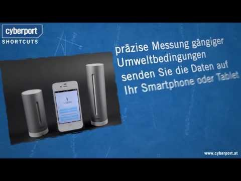 Netatmo Urban Weather Station Shortcut I Cyberport