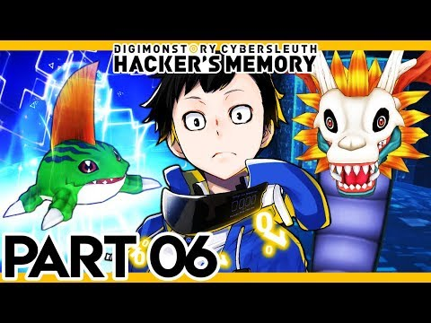 NEUE ABO-DIGIMON + BETAMON DIGITATION! - #06 - LET'S PLAY Digimon Story: Cyber Sleuth Hackers Memory