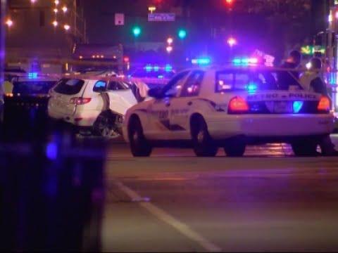 Ga. Shootings Lead to Crash, Killing 3