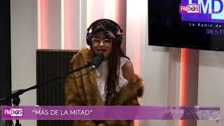Camila Gallardo en Acústicos FMDOS