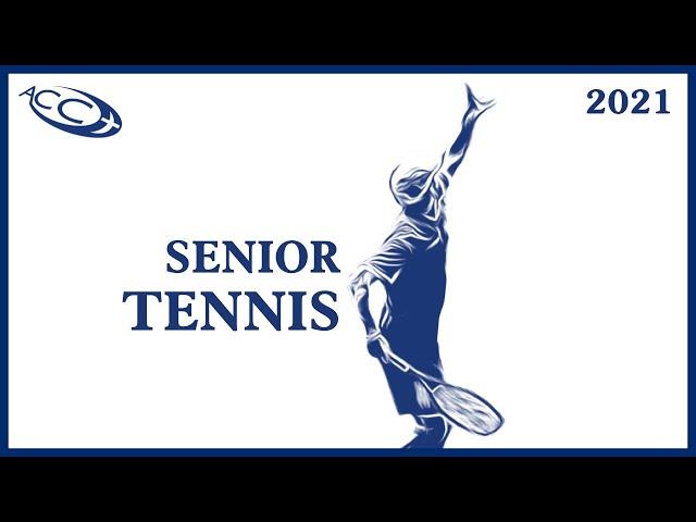 ACC Senior Tennis 2021