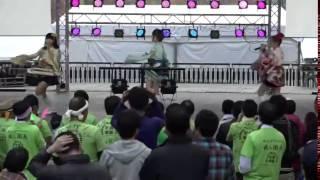平成26年11月24日、日比谷公園で行われたガールズ音楽祭2日目、野音PARK...