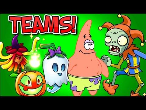 Plants vs. Zombies 2 JESTER ZOMBIE vs Team Plants PART 2 ✔