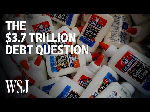 The $3.7 Trillion Corporate Debt Question | WSJ