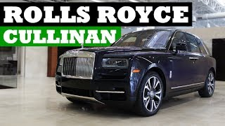 Rolls Royce Cullinan Review | ULTIMATE Luxury SUV