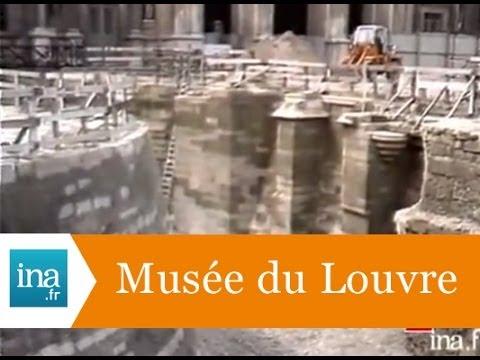 La Véritable Histoire Du Musée Du Louvre - Achive INA