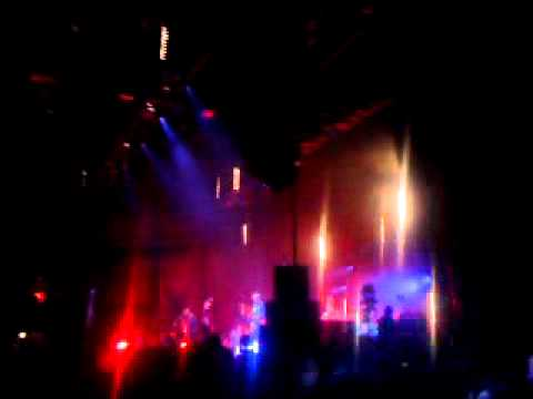 Manic Street Preachers - Of Walking Abortion - CIA - Saturday May 21st 2011