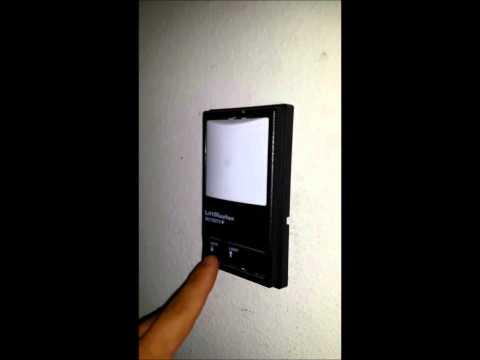 How To Lock Garage Door Deactivating Remotes