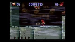 Скачать Aero The Acro Bat 2 SNES Real Time Playthrough