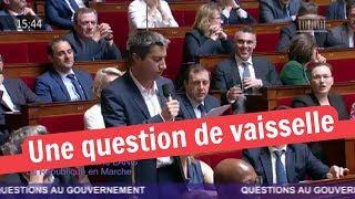 UNE QUESTION DE VAISSELLE - Ruffin