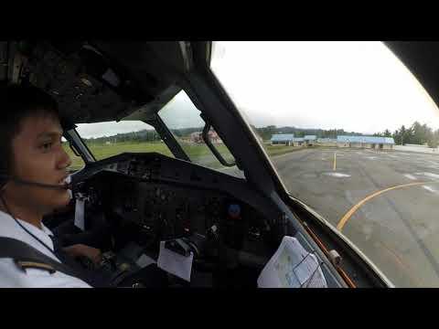 Cockpit View | Landing | Pogogul Buol
