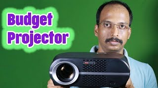 Budjet Projector Vivibright GP100 LED Projector Unboxing Review