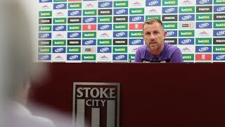 Press Conference: Wigan Athletic