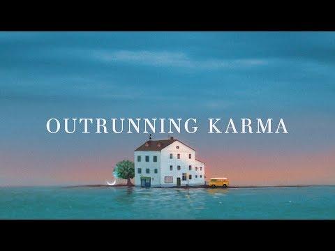 Alec Benjamin ~ Outrunning Karma (Lyrics)
