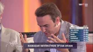 Mustafa Ceceli Dua - TRT İftar Duası