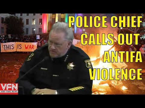 Police Chief Stands Up to Antifa at Berkeley City Council Meeting - Episode 2