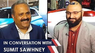 Catching Up With The CEO & MD, Renault India, Sumit Sawhney | NDTV carandbike