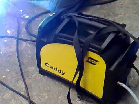 ESAB Caddy MIG 200i MIG Welder For Sale at Westermans