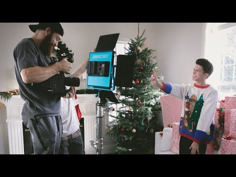Brent Rivera - Skipping Christmas (Behind The Scenes)