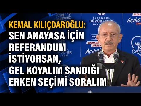 Kemal Kılıçdaroğlu: Sen