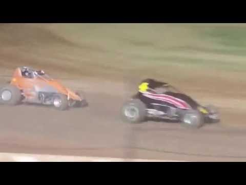 Lawton Speedway WOW A Feature 5/28/2016