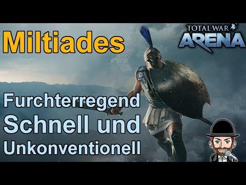 Total War Arena | Miltiades | Furchterregend, schnell & unkonventionell