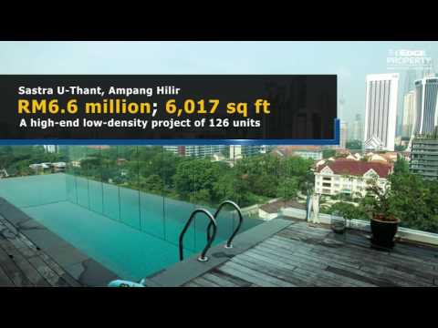 Fancy Buying a penthouse in KL with a Private Swimming Pool