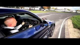 Litchfield GTR Testing With Rob Huff & Tom Chilton At Castle Combe