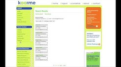 Kaarme Instructional Video - Personal Counselor Notes
