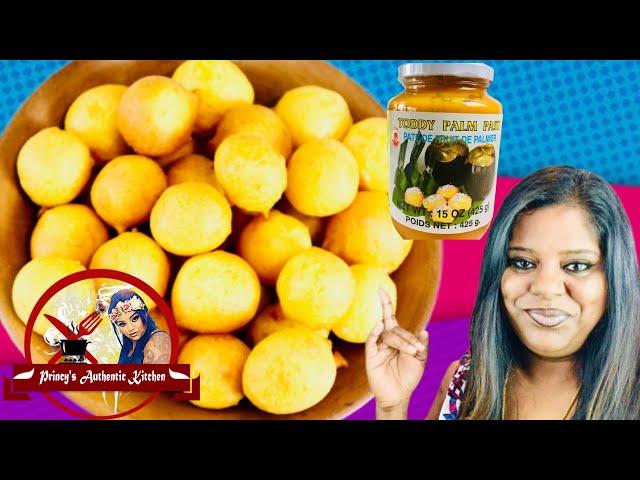 பனங்காய் பணியாரம்   Panangai Paniyaram    How To Make Soft Panangai Paniyaram