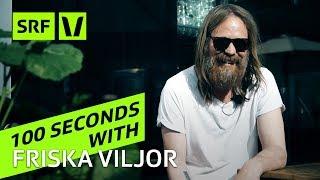 Friska Viljor: 100 Seconds with Joakim Sveningsson