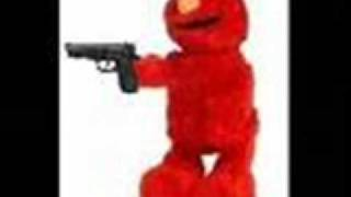 Elmo got a gun w/ Lyrics