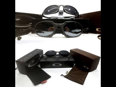 REPLICAS PERFEITAS IMPORTADAS Oculos Oakley 24k Romeo 1 Squared Juliet  Double X 24k 67325ed203