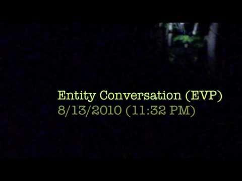 Angry Entity (EVP Conversation)