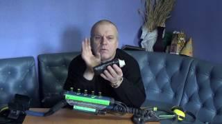 видео Металлоискатель Minelab EXCALIBUR 2