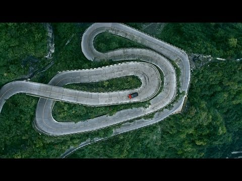 Scale of the Challenge - Range Rover Sport – Dragon Challenge