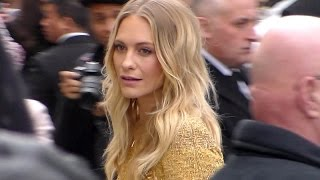 Poppy DELEVINGNE @ Paris 10 march 2015 Fashion Week show Chanel