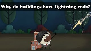 Earthing - Why do buildings have lightning rods? | #aumsum