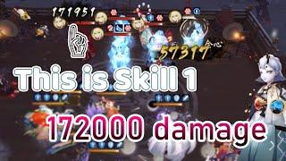 【Onmyoji】King of the ice world【PvP】