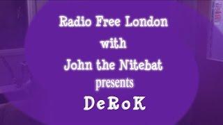 DeRoK live at CHRW - Radio Free London - April 13 2015