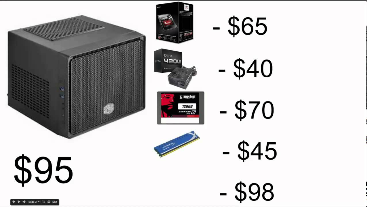 how to get a cheap gaming pc canada