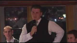 WORST Best mans speech ever!
