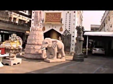 Kanchanaburi Town, World War II Museum and Art Gallery, Kanchanaburi Province,  Thailand. ( 48 )