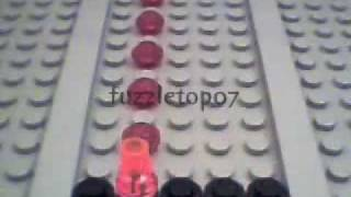 Repeat youtube video LEGO Guitar Hero: Through the Fire and Flames