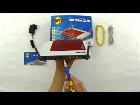FRITZ!Box 3270 Edycja Polska