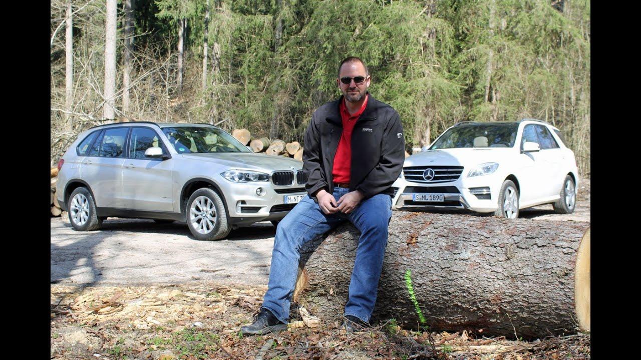 Compare 2013 Bmw X5 Vs 2013 Bmw X6 Vs 2013 Mercedes Benz