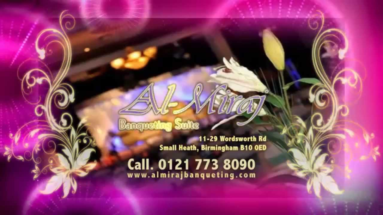 Asian Wedding Venue Birmingham Youtube