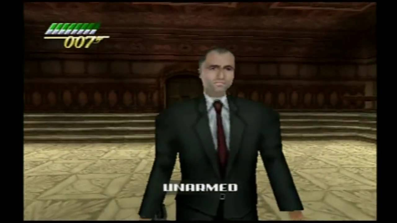 Walkthrough 007 The World Is Not Enough Ps1 Mission 5 Night