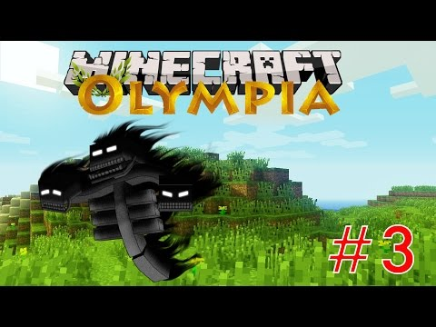 OLYMPIA : UN WITHER DANS NOTRE BASE ! #3