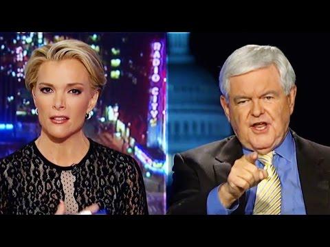 "Catfight: Megyn Kelly Vs. Newt Gingrich, ""You"